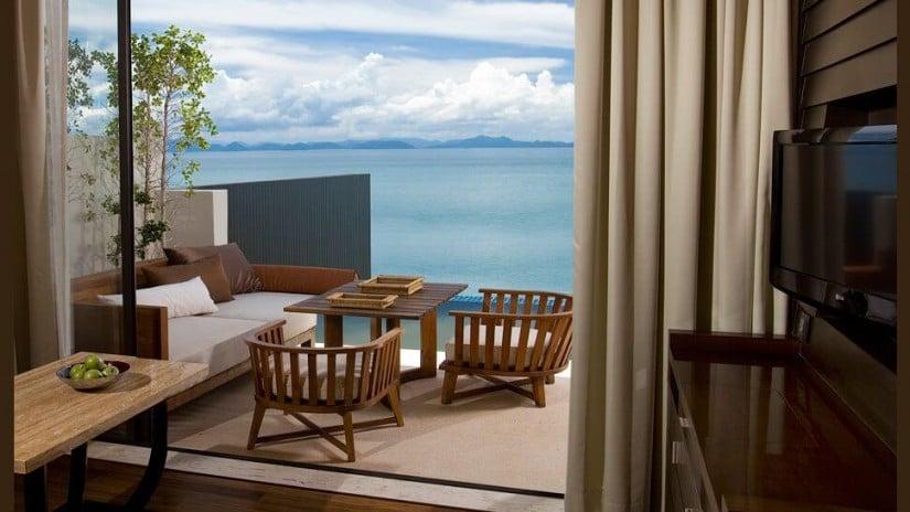 Luxury Resort Conrad Koh Samui, Room