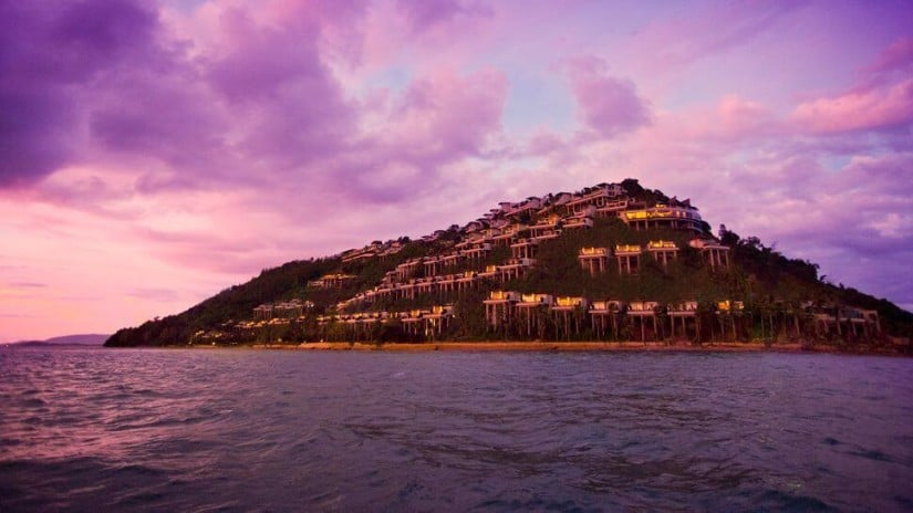 Panorama, Conrad Koh Samui Resort and Spa