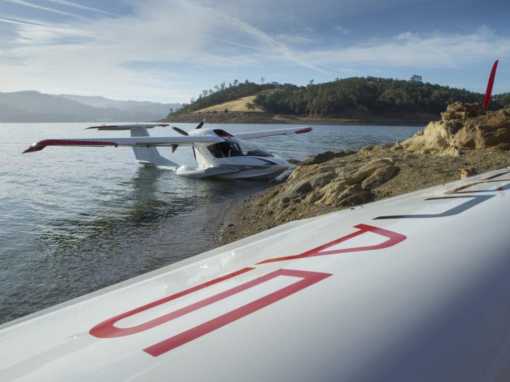 Personal Seaplane, Icon A5