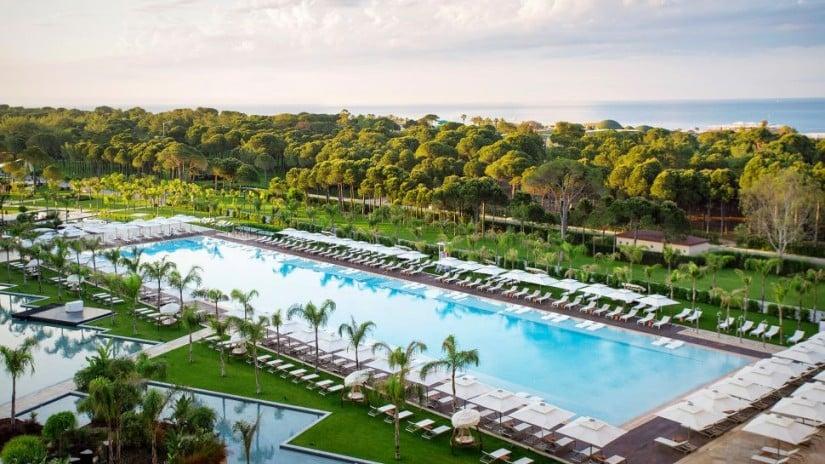 Pool, Regnum Carya Golf and Spa Resort