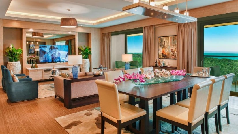 Regnum Carya Golf and Spa Resort, Dining Area