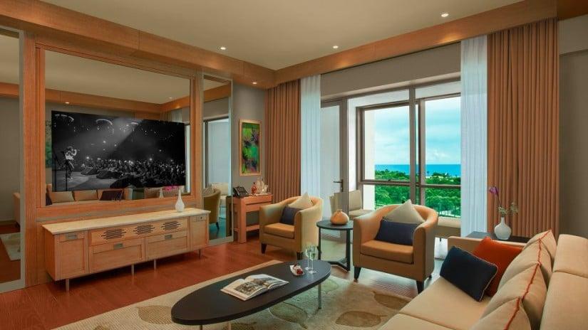 Regnum Carya Golf and Spa Resort, Living Room