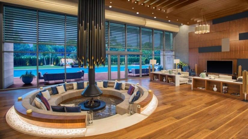 Regnum Carya Golf and Spa Resort, Lounge Area