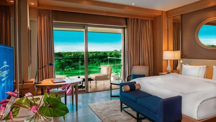Regnum Carya Golf and Spa Resort, Turkish Riviera