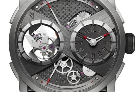 Romain Jerome Moon Orbiter GMT watch