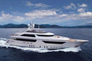 Scorpion, A Stunning Superyacht by Sanlorenzo