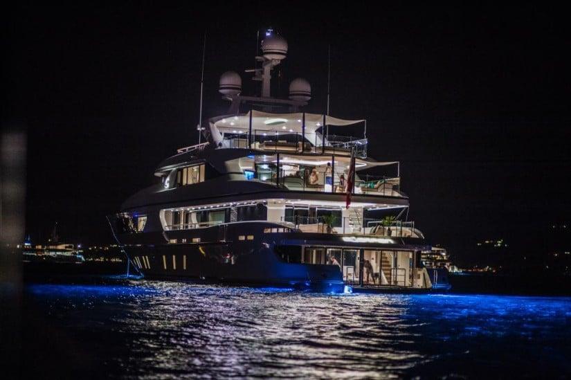 Scorpion Luxury Yacht