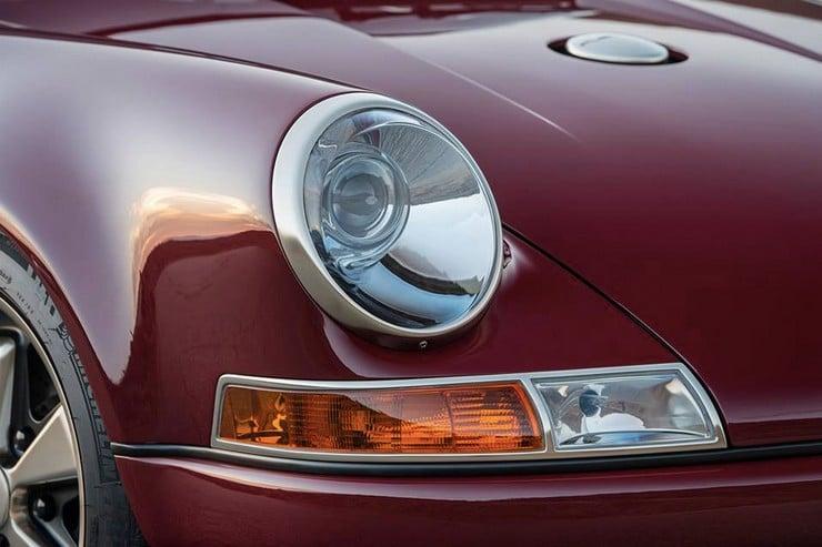 Singer's 'North Carolina' Porsche 911 11