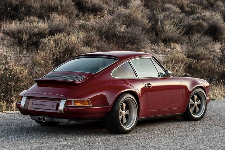 Singer's 'North Carolina' Porsche 911 12