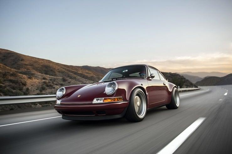 Singer's 'North Carolina' Porsche 911 2