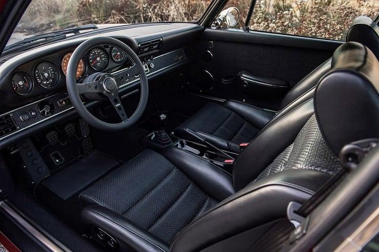 Singer's 'North Carolina' Porsche 911 7
