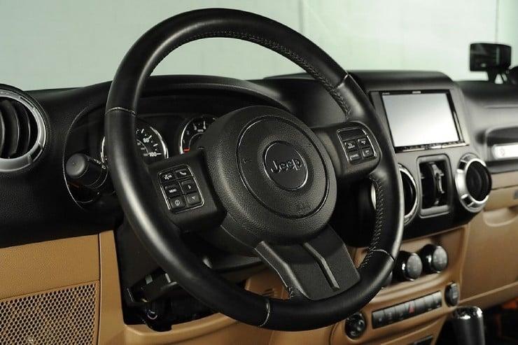 Starwood Motors Jeep >> Starwood Motors Custom Jeep Wrangler Bandit | Men's Gear