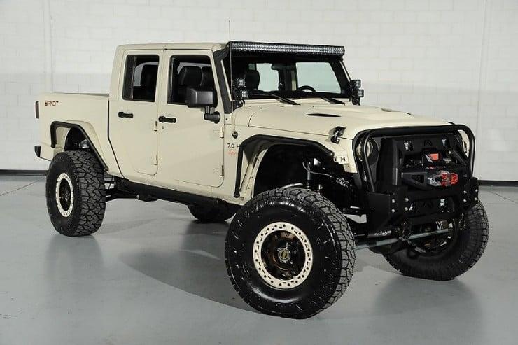 Starwood Motors Custom Jeep Wrangler Bandit Men 39 S Gear