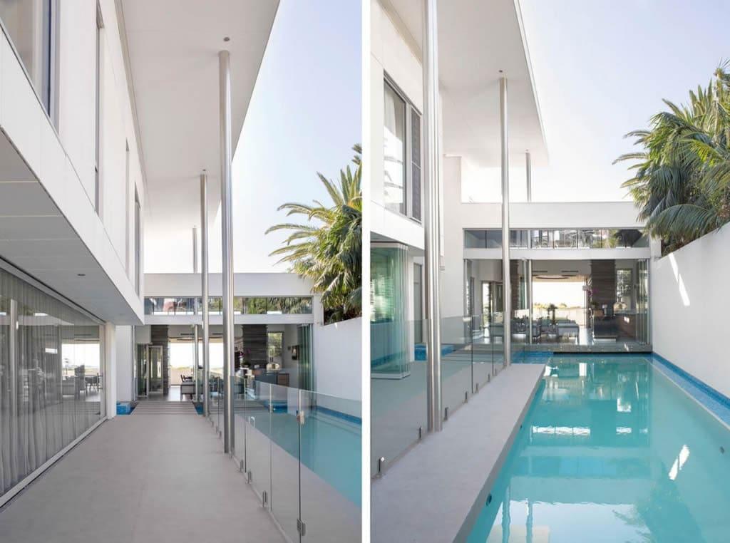 Swimming Pool, Dampier Residence by Vivendi