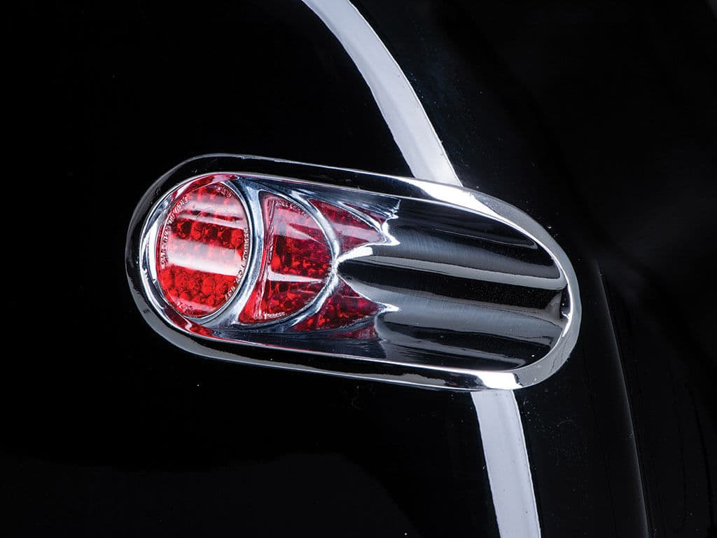 Tail Lights, Rare 1952 Ferrari 212 Inter Cabriolet by Vignale