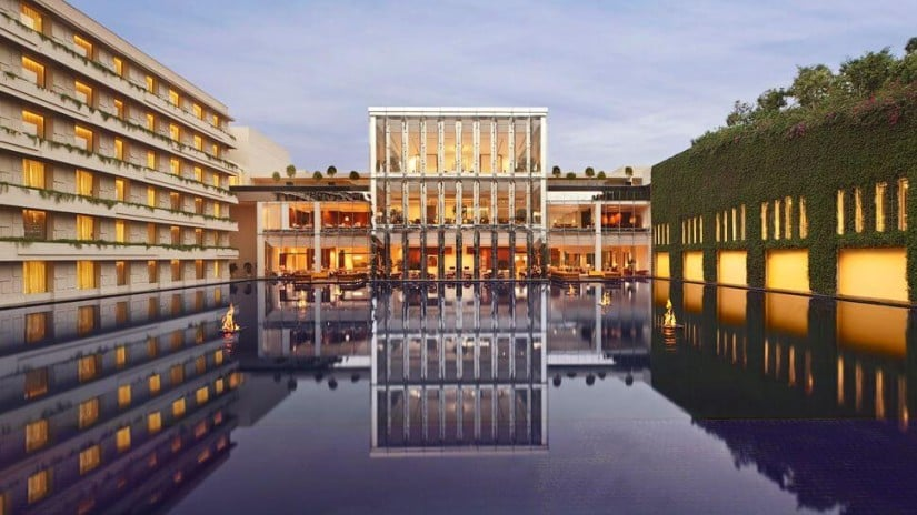 The Oberoi, Gurgaon, Swimming Pool