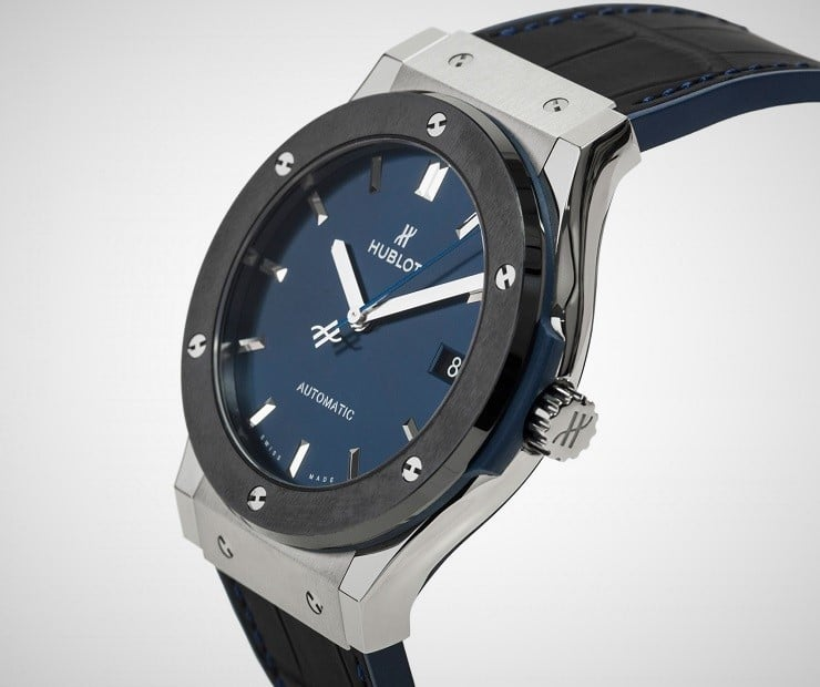The Watch Gallery X Hublot Special Edition Classic Fusion Automatic Watch 1