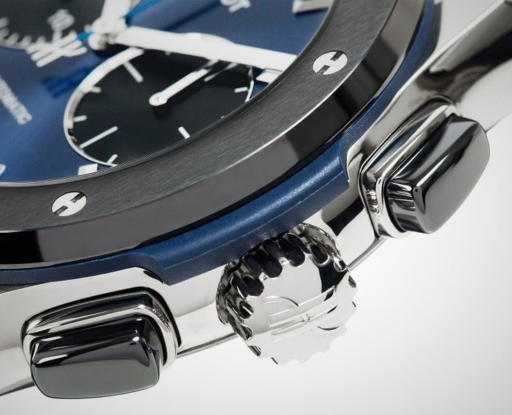 The Watch Gallery X Hublot Special Edition Classic Fusion Chronograph Watch