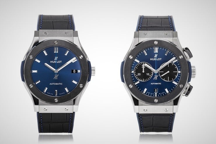 The Watch Gallery X Hublot Special Edition Watches