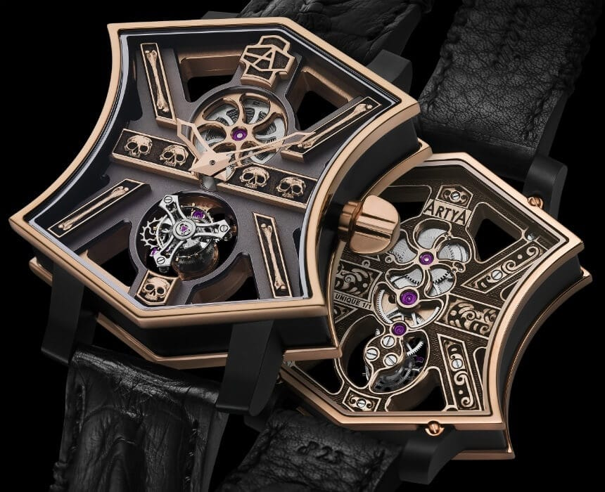 Two ArtyA Luxury Watches to Die For
