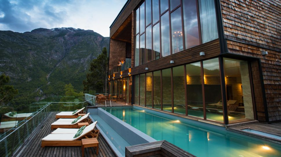Uman Lodge in Patagonia