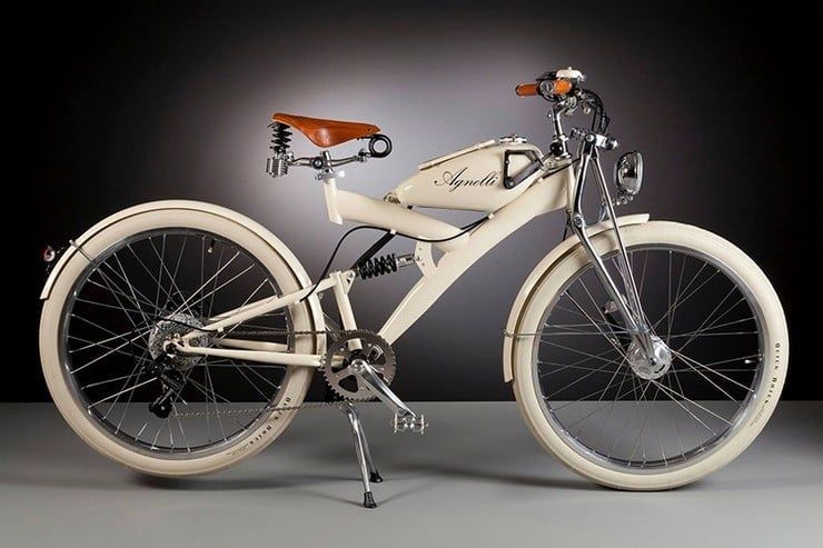 Vintage Electric Bicycles by Luca Agnelli 2