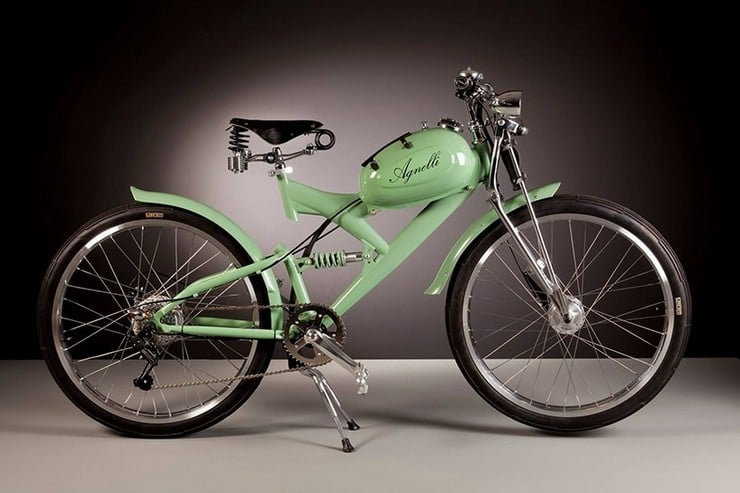 Vintage Electric Bicycles by Luca Agnelli 5