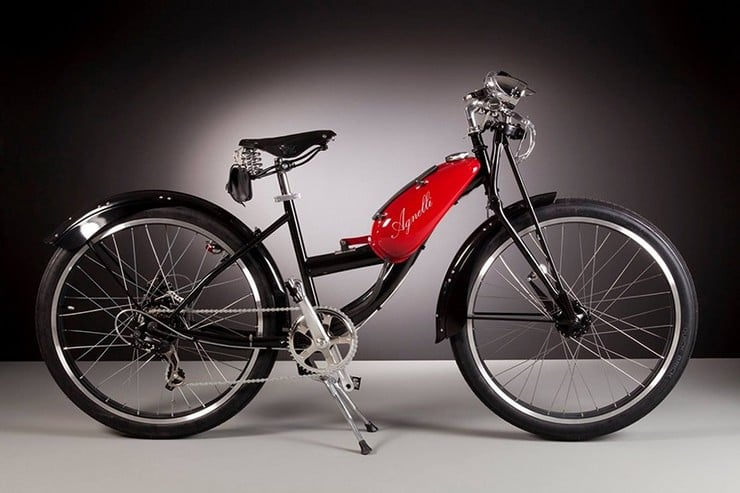 Vintage Electric Bicycles by Luca Agnelli 6