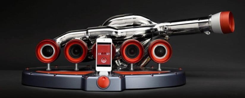 iXOOST Otto Exhaust Speaker Dock