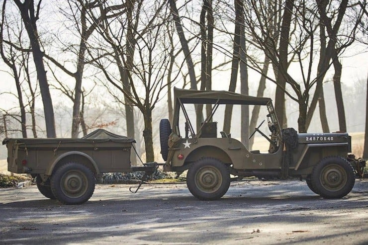 1943 Willys Jeep 1