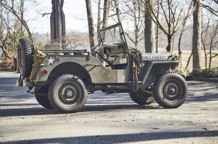 1943 Willys Jeep 10