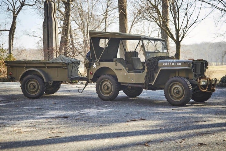 1943 Willys Jeep 17