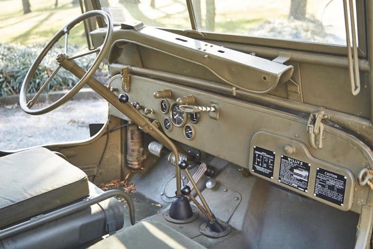 1943 Willys Jeep 5