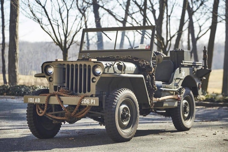 1943 Willys Jeep 8
