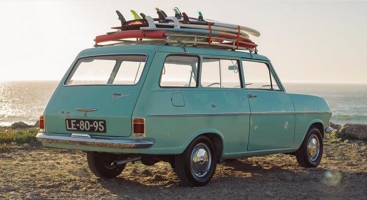 1965 Opel Kadett Car-A-Van 1