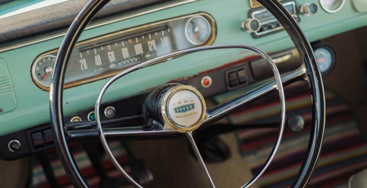 1965 Opel Kadett Car-A-Van 11