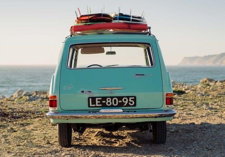 1965 Opel Kadett Car-A-Van 2