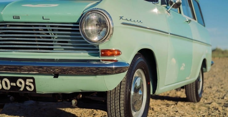 1965 Opel Kadett Car-A-Van 3