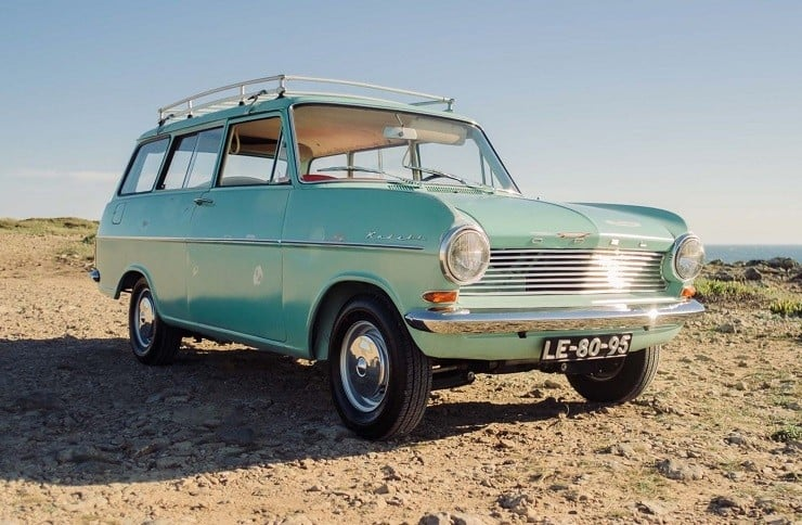 1965 Opel Kadett Car-A-Van 4