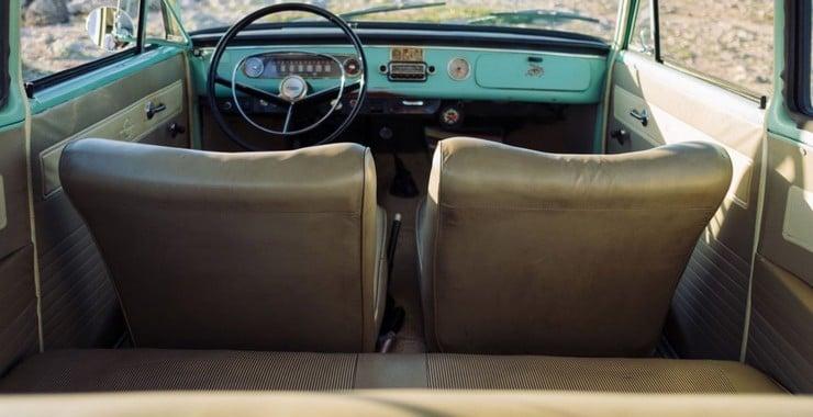 1965 Opel Kadett Car-A-Van 6