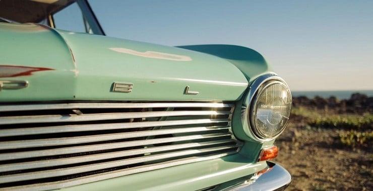 1965 Opel Kadett Car-A-Van 8