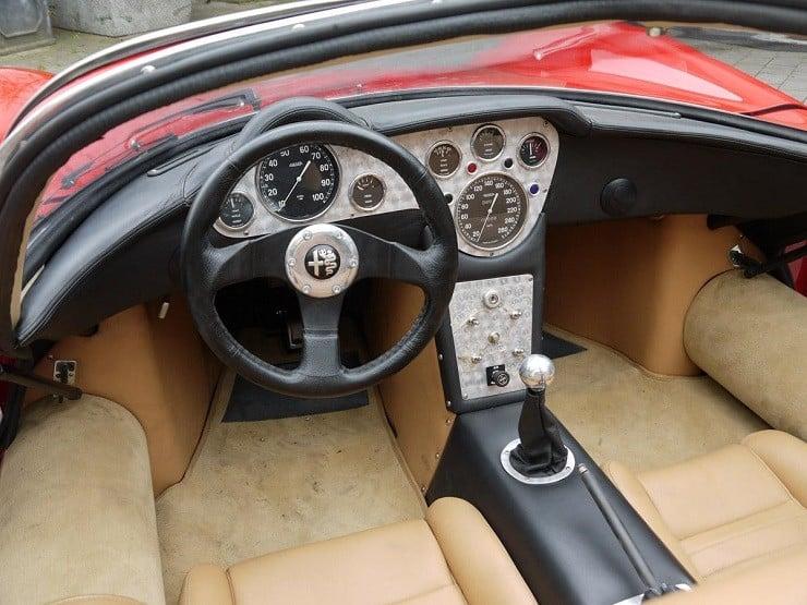 1967 Alfa Romeo Tipo 33 Stradale Continuation 1