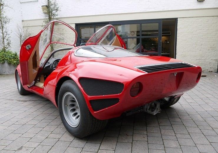 1967 Alfa Romeo Tipo 33 Stradale Continuation 2