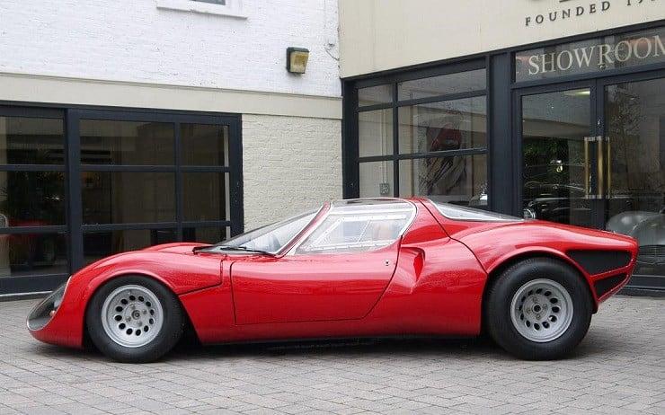 1967 Alfa Romeo Tipo 33 Stradale Continuation 3