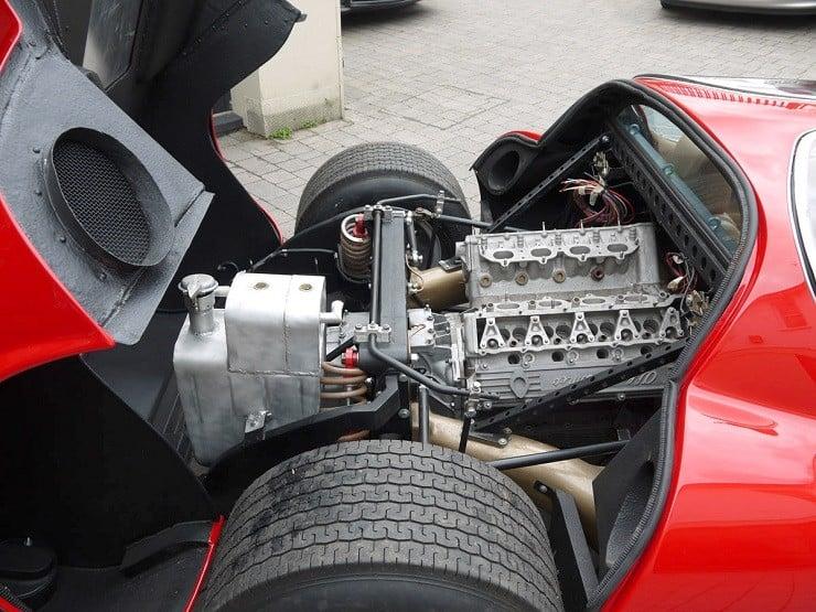 1967 Alfa Romeo Tipo 33 Stradale Continuation 5