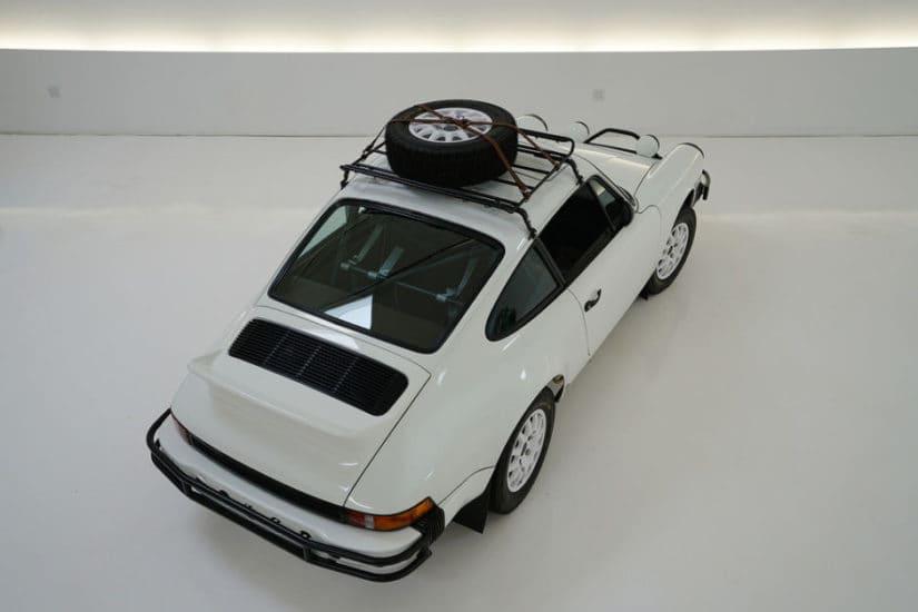 1985 Porsche Carrera Rally Car