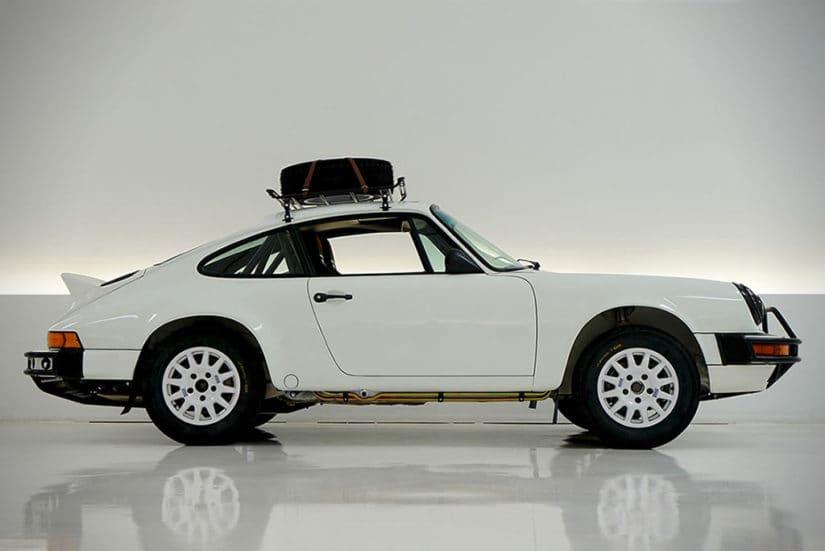 1985 Porsche Carrera Rally Car by Luftgekuhlt