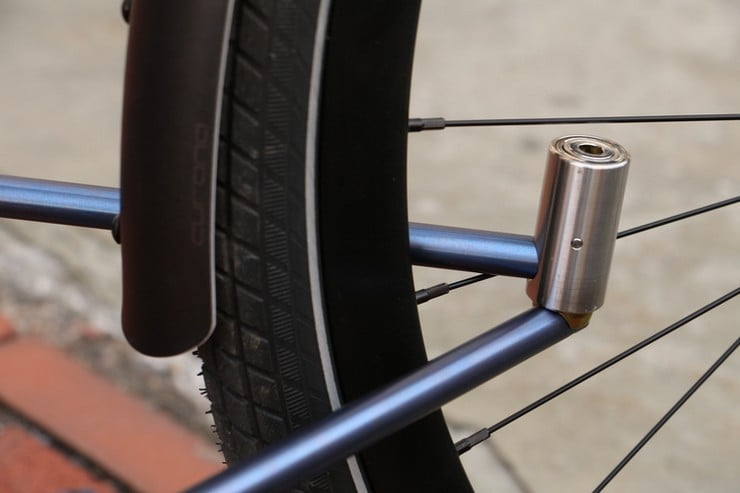 560G Titanium Bike Lock 10