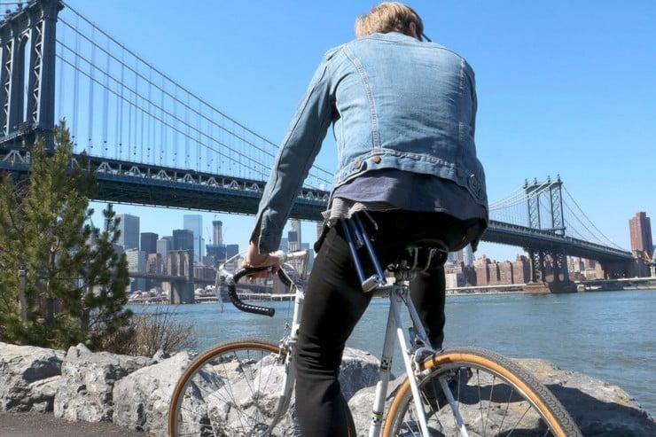 560G Titanium Bike Lock 14
