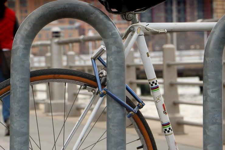 560G Titanium Bike Lock 2